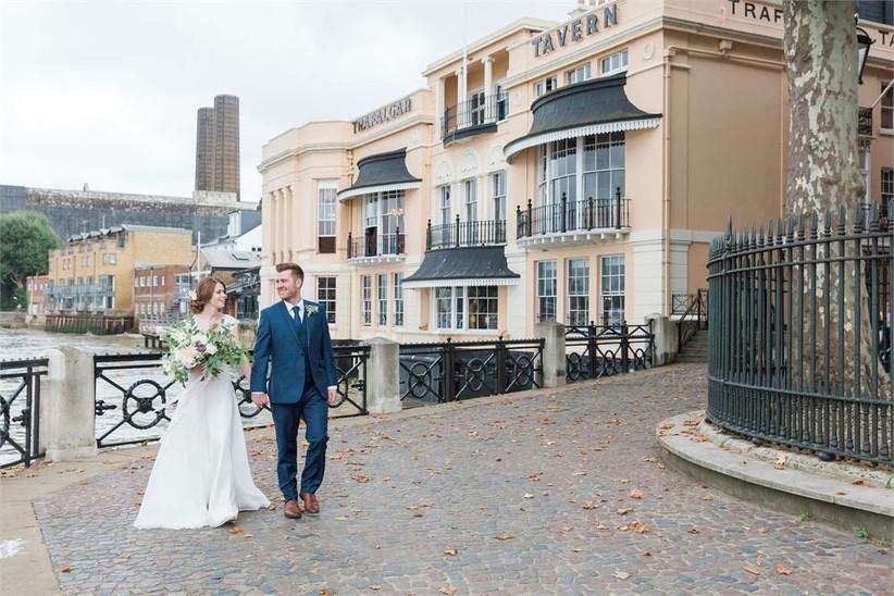 trafalgar-tavern-cheap-london-wedding-venues