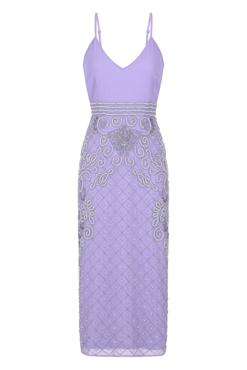 Frock and Frill Frances lilac cami dress