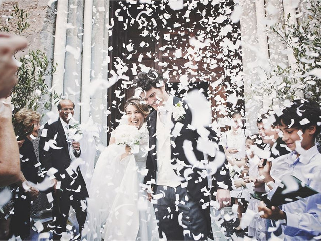 22 Confetti Photos We Absolutely Love