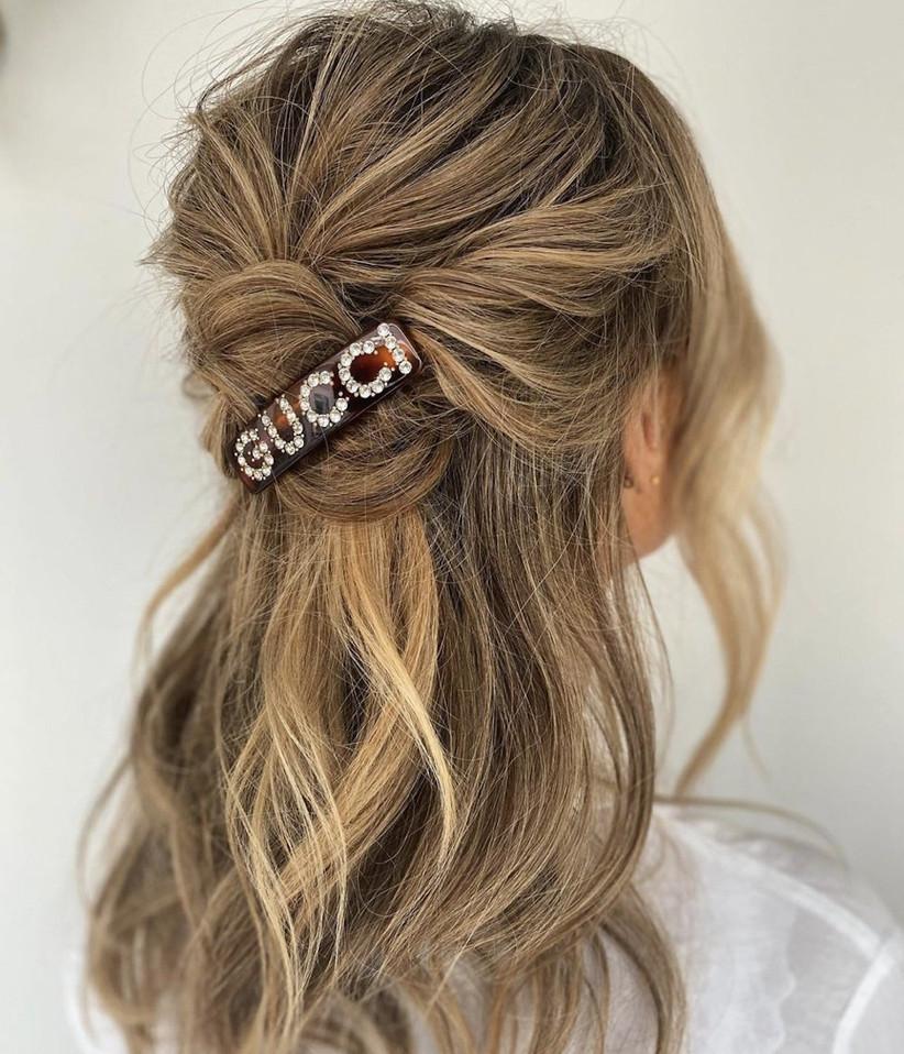 Bridesmaids hairstyles 27