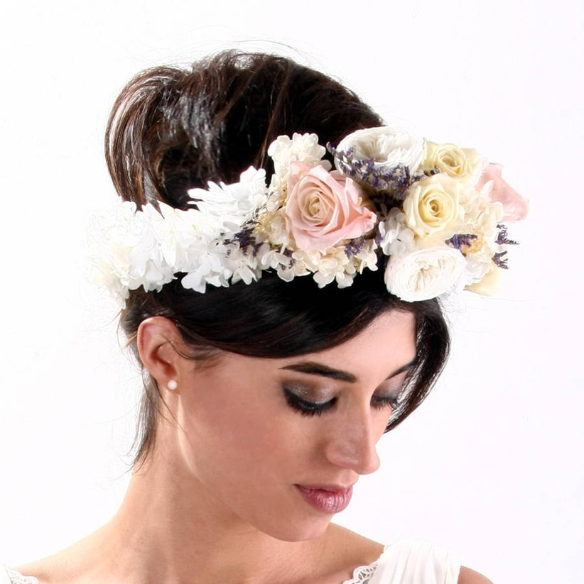 a-statement-flower-crown-from-not-on-the-high-street-is-a-showstopping-way-to-do-wedding-hair-with-flowers-2