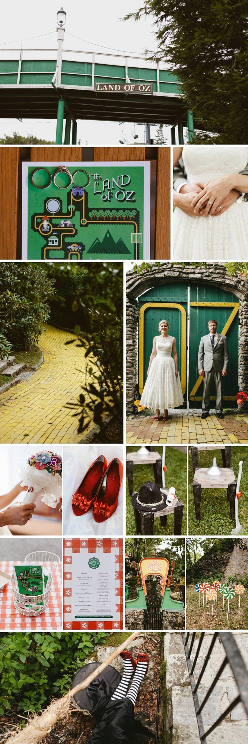 wedding-with-an-unusual-wizard-of-oz-theme