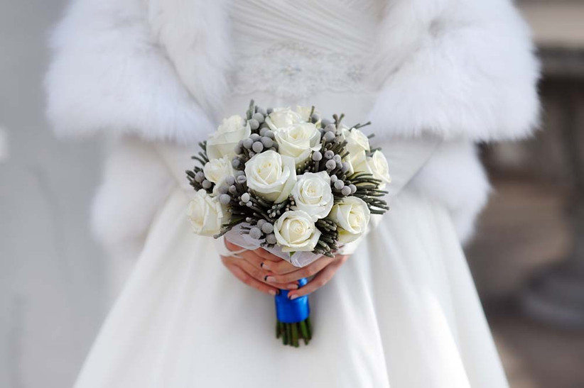 a-bouquet-of-white-seasonal-wedding-flowers-would-look-enchanting-at-a-winter-wedding