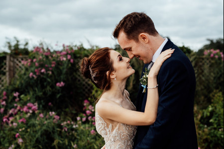 A Quirky, Derbyshire Wedding with a Ukulele Maid of Honour Speech