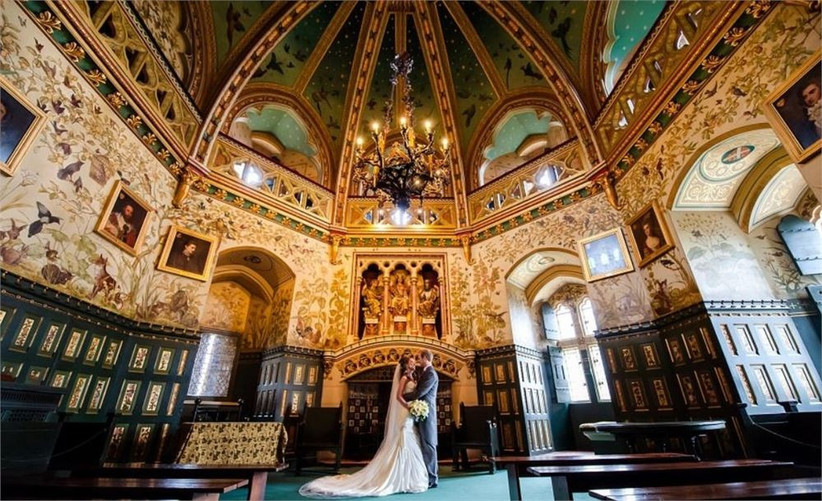 The Most Unusual Wedding Venues in the UK