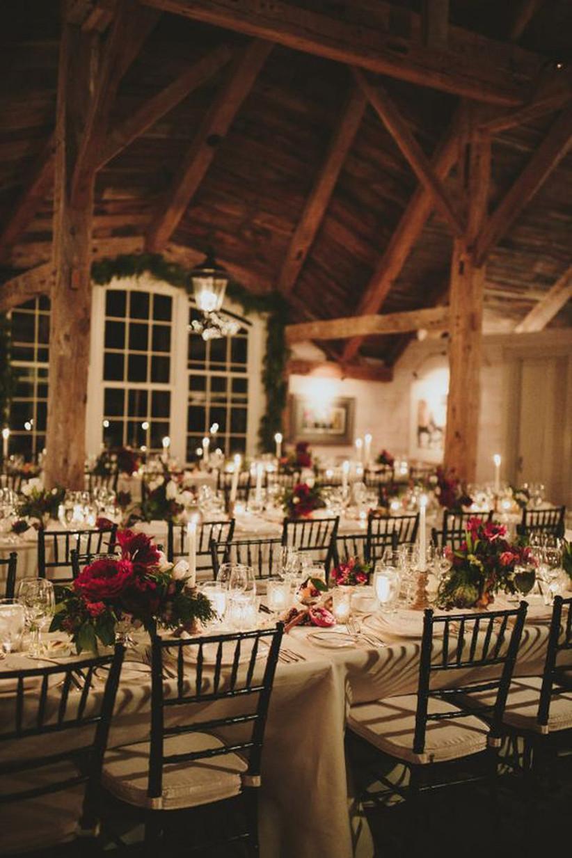 Keep Guests Warm Winter Wedding