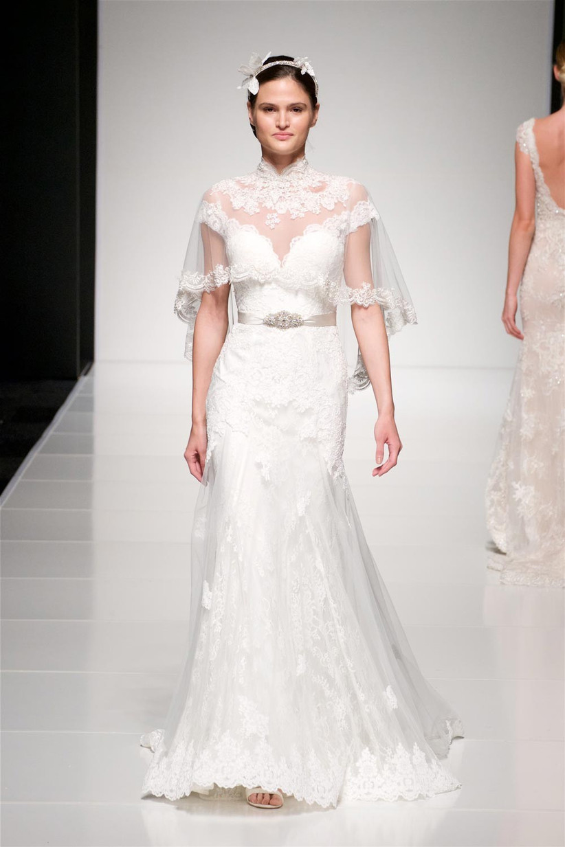 wedding-dress-with-cape