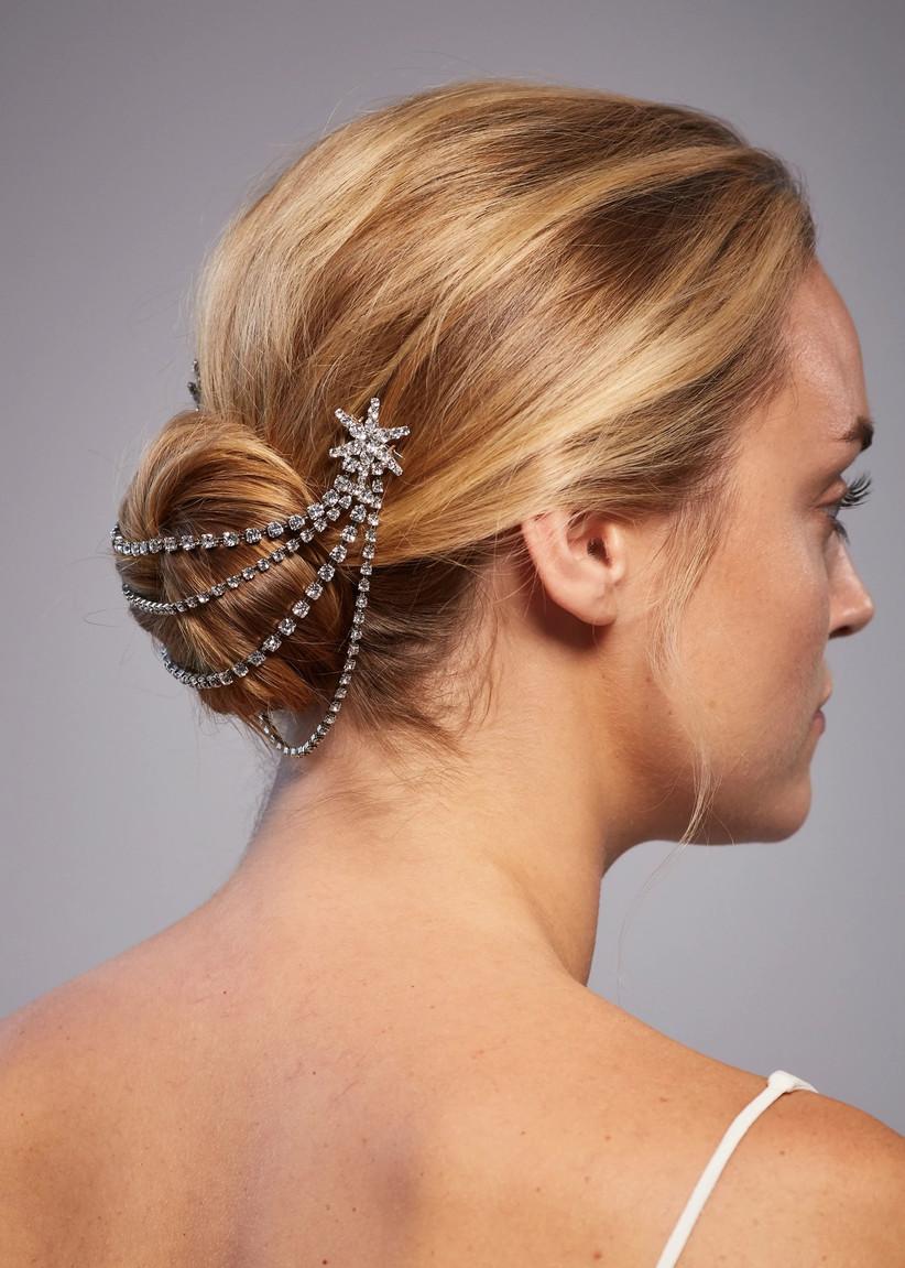 Wedding hair updo ideas 26