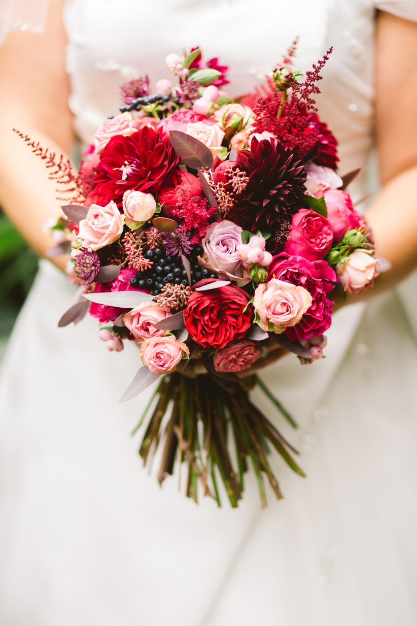 How To Make A Wedding Bouquet Hitched Co Uk