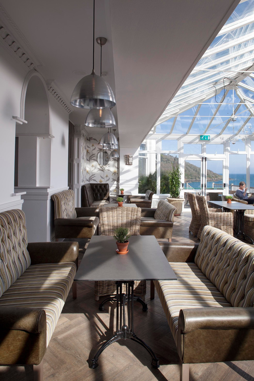Carbis Bay Hotel and Estate Conservatory