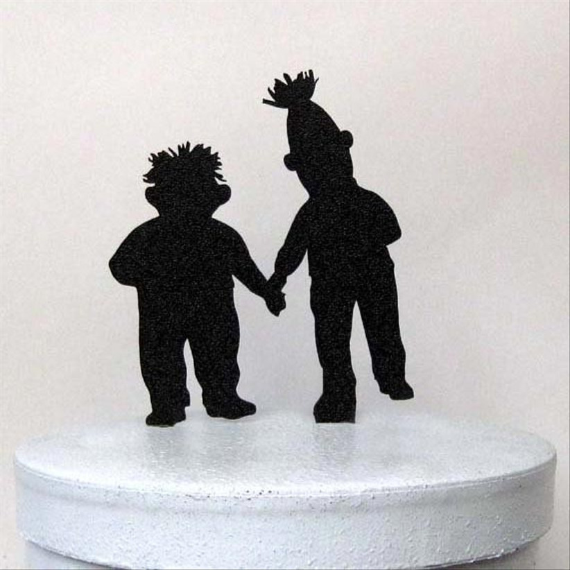bert-and-ernie-wedding-cake-topper