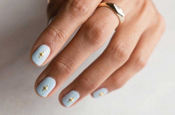 32 Gorgeous Wedding Nail Ideas (That Aren't Just 'Nude')