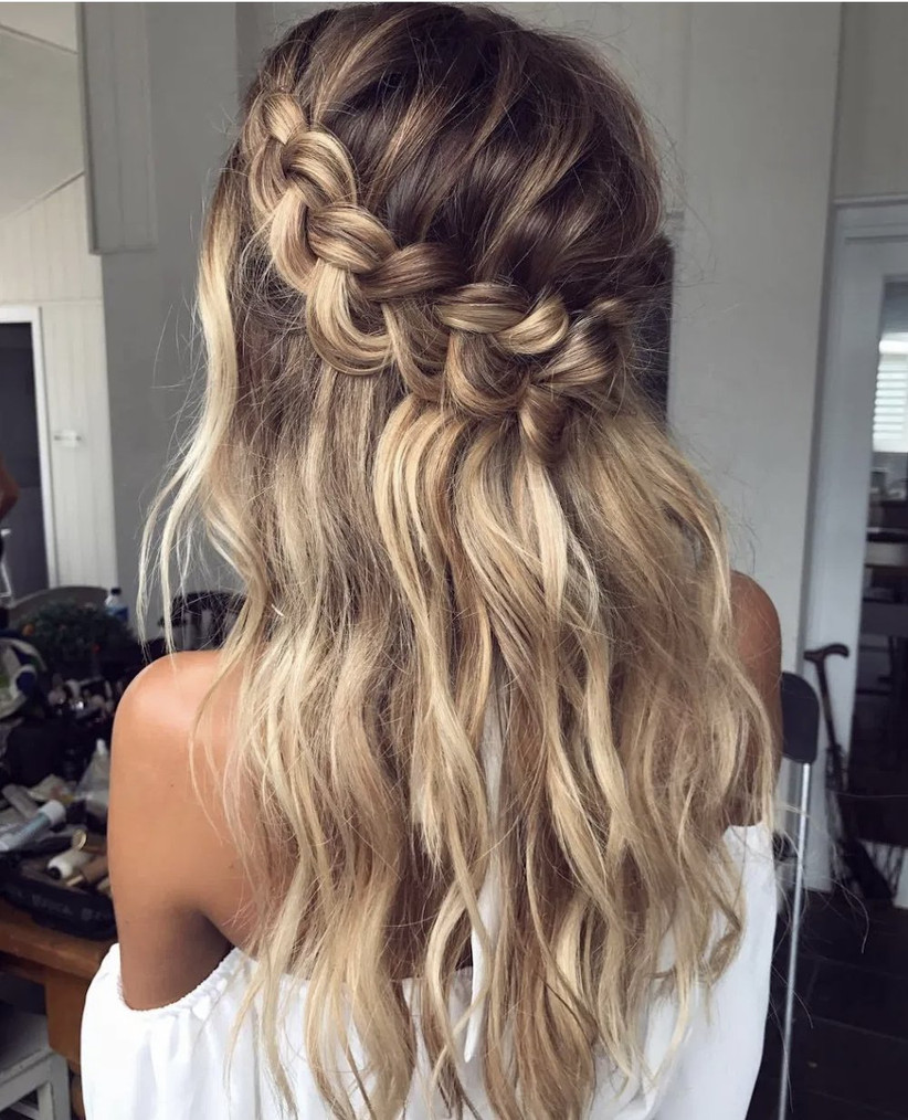 Best wedding hairstyles for long hair 10