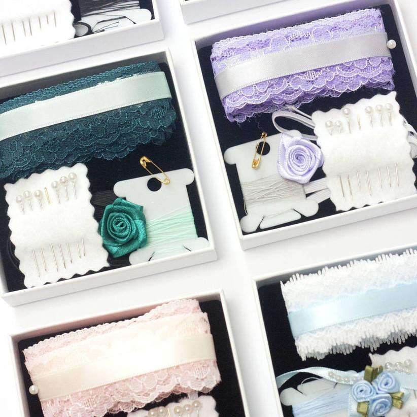 DIY garter kit