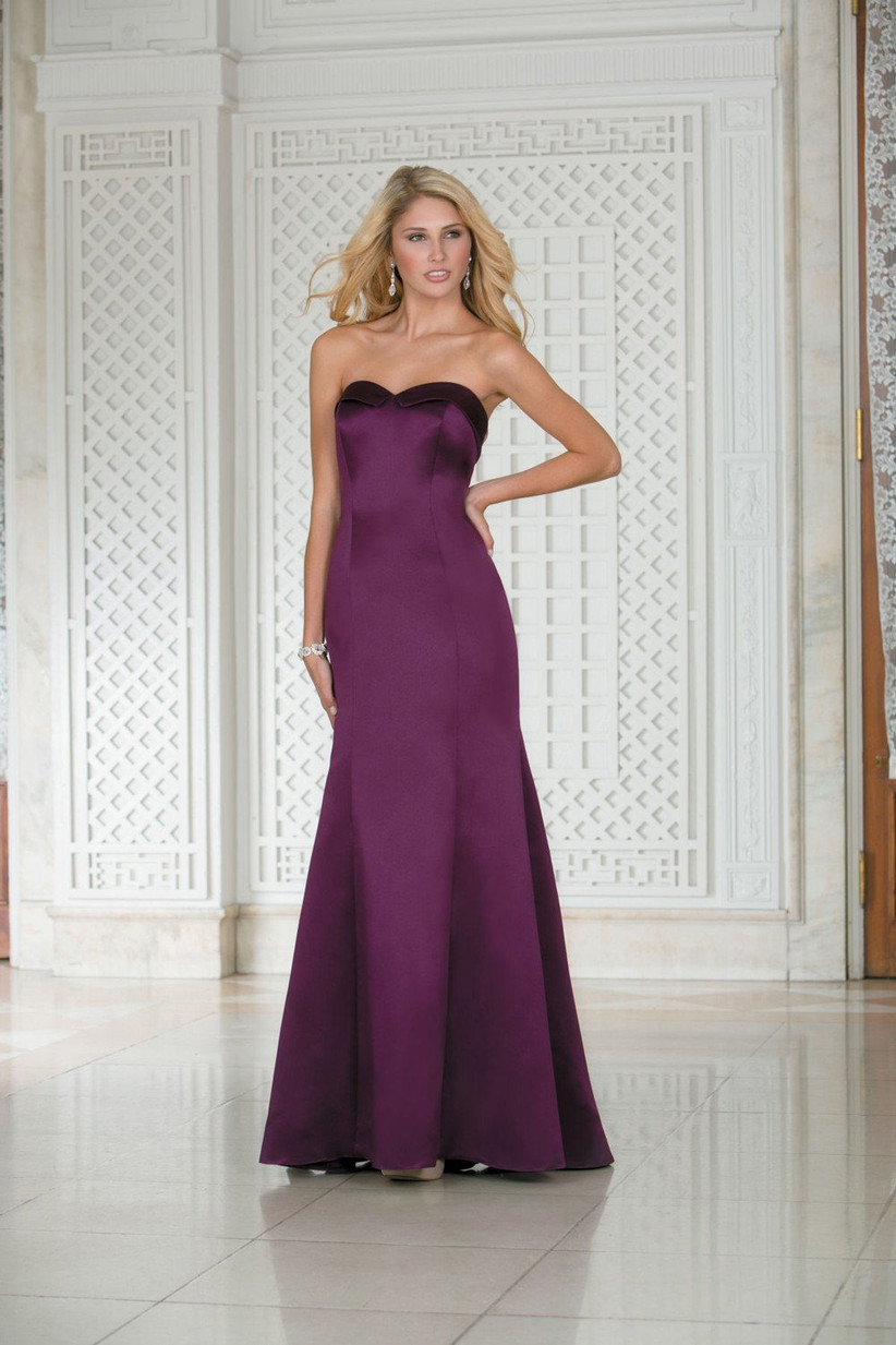 this-satin-winter-bridesmaid-dress-from-belsoie-is-a-sumptuous-burgundy-colour-and-has-a-versatile-strapless-neckline