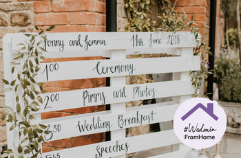 Wedding Day Timeline: 5 Example Schedules to Help Plan the Order of Your Wedding Day