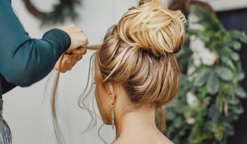 on your wedding day hair CREDIT BUTTERFLY
