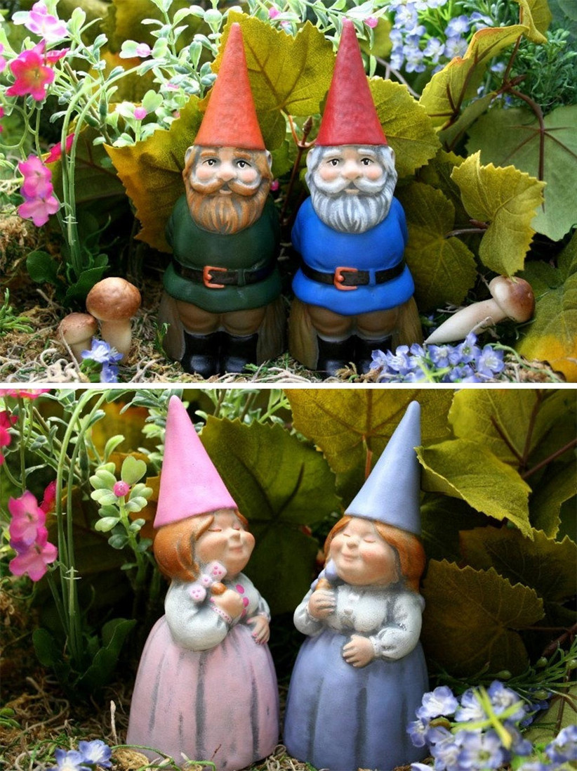 gnome-wedding-cake-toppers