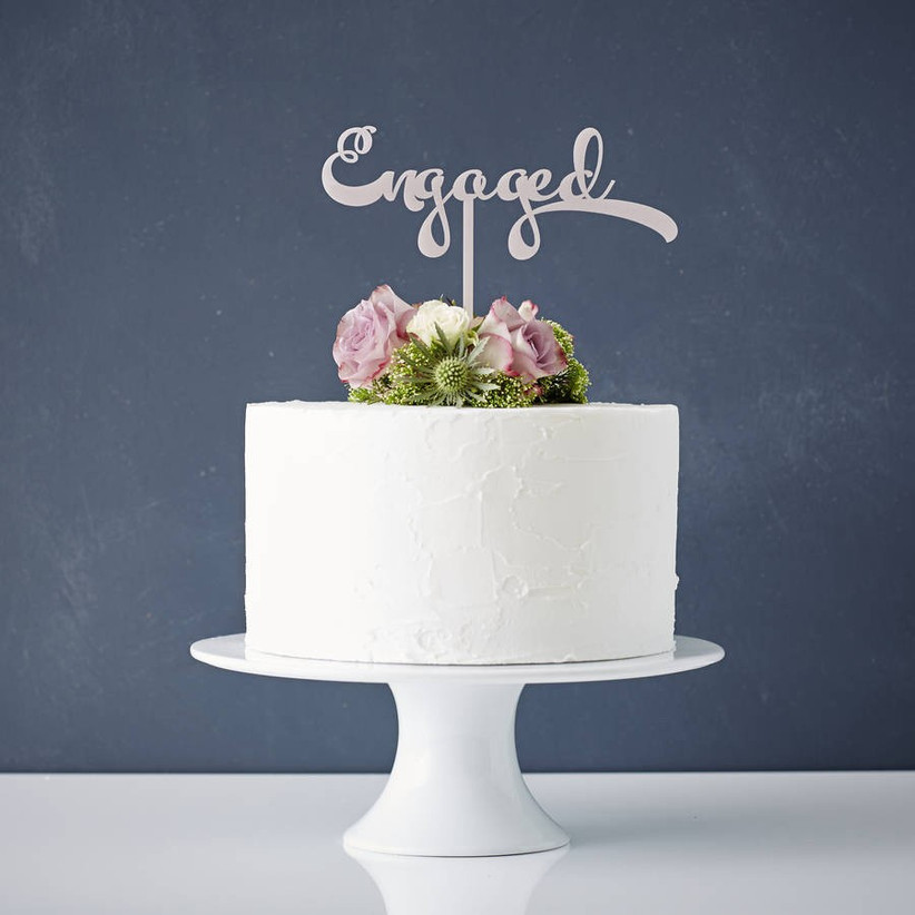 engaged-cake-topper-gift