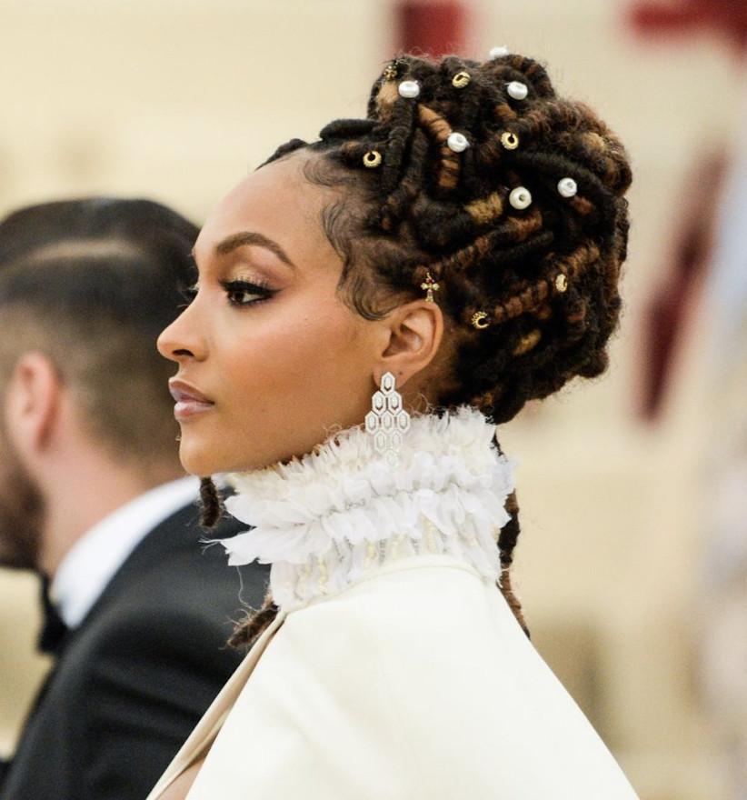 Black wedding hairstyles 28
