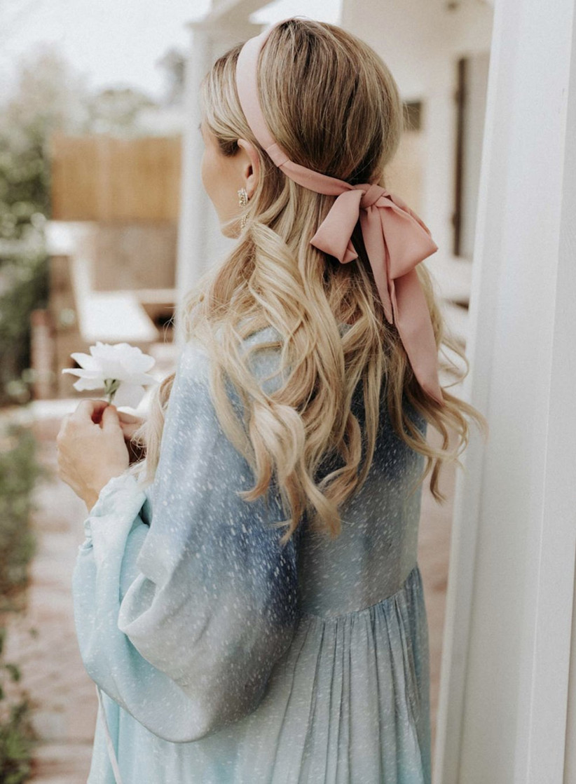 Best wedding hairstyles for long hair 47