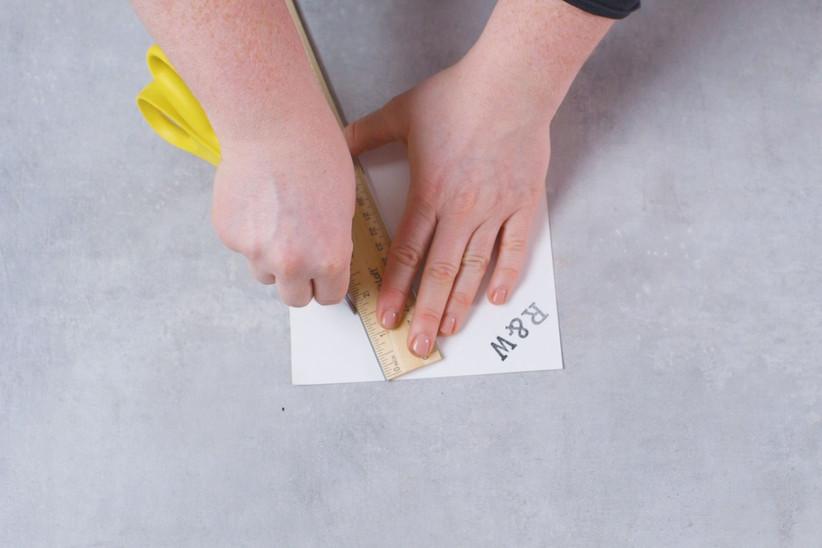 Confetti cones DIY