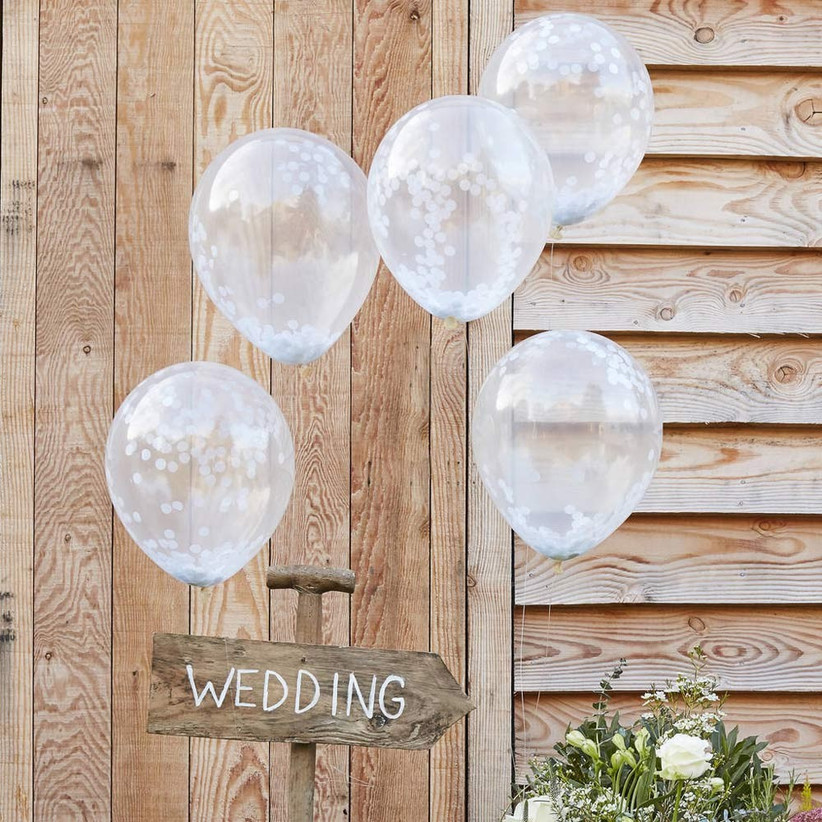 white-confetti-filled-balloons