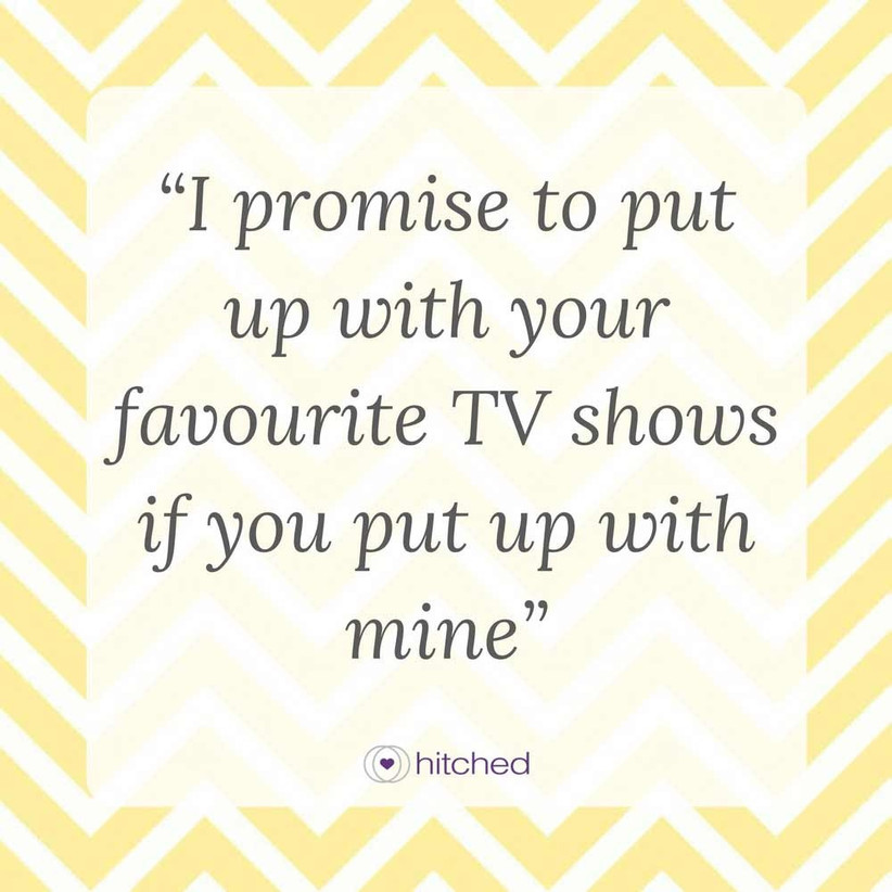 Funny Wedding Vows Hitched Co Uk