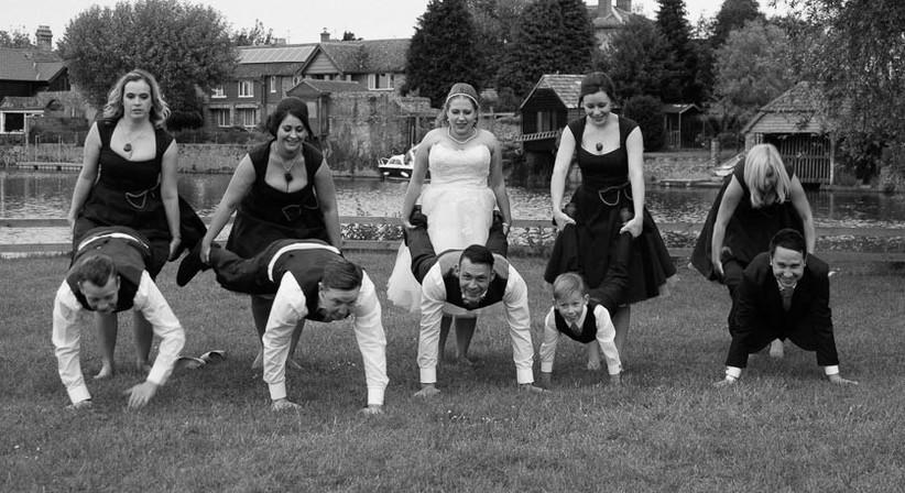 bridal-party-wheelbarrow-race-2