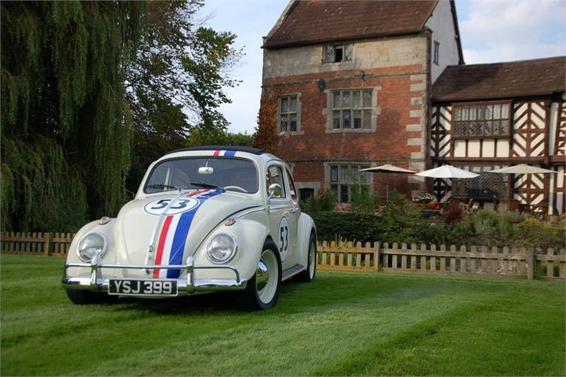 herbie-wedding-car