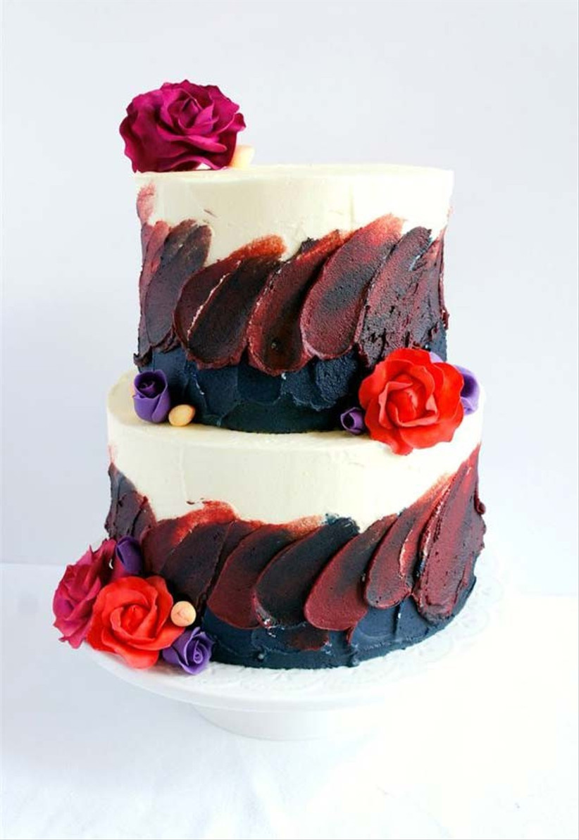 quirky-wedding-cake