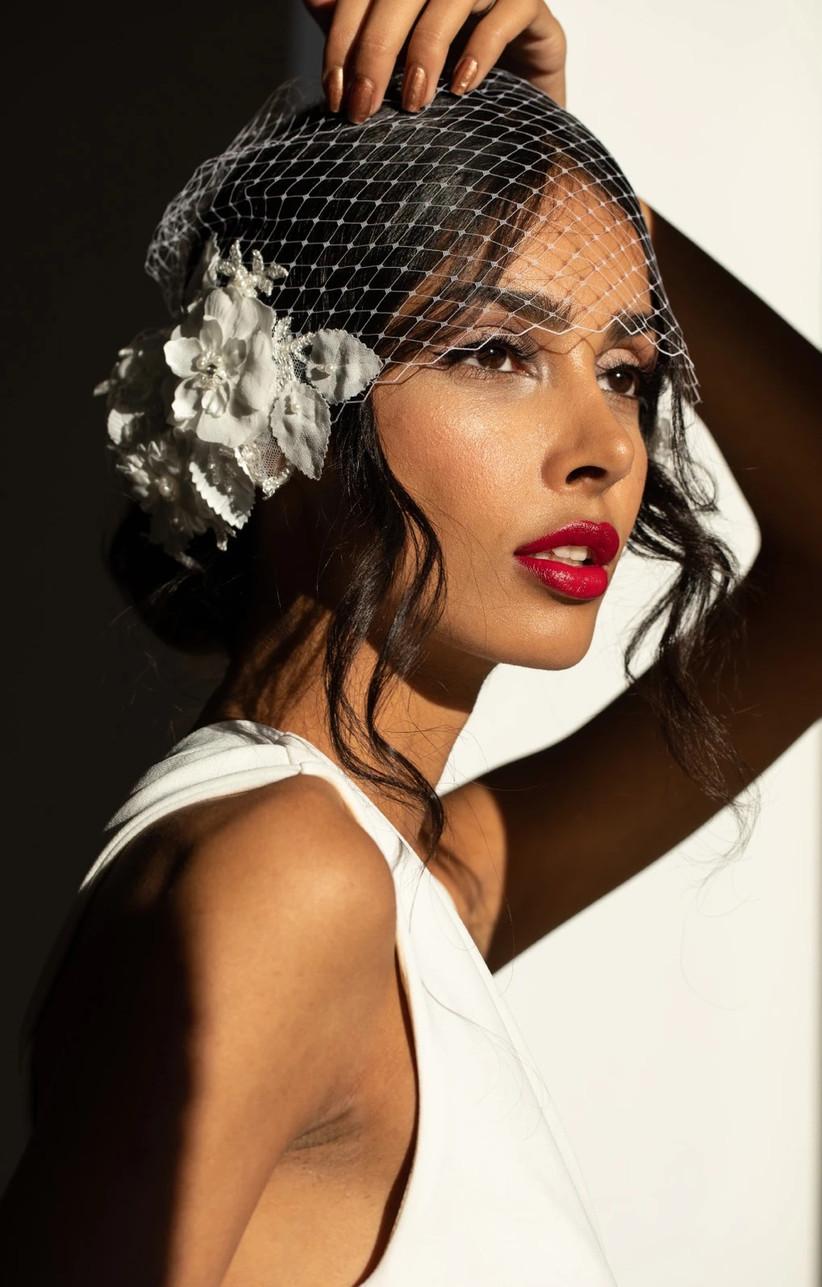 Wedding hair updo ideas 36