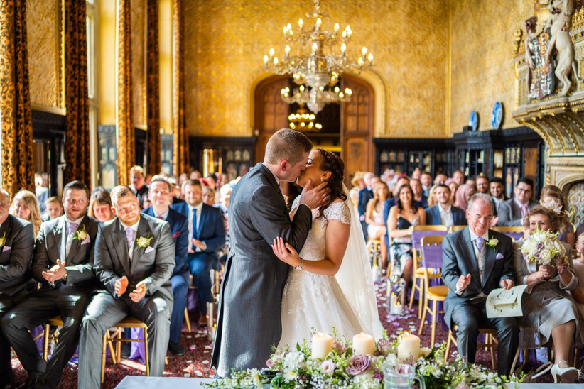 Emma and Oliver - Carlton Towers Wedding