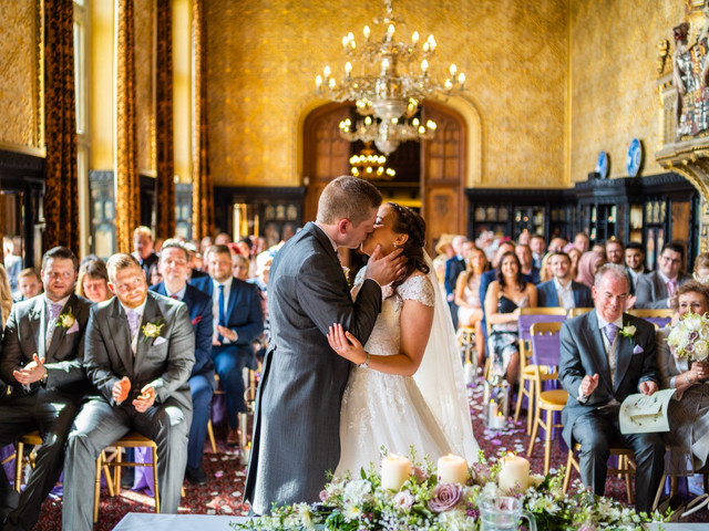 A Traditional, Fairytale Wedding at Carlton Towers, Yorkshire