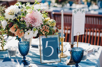 35 Creative Table Name Holder Ideas (and How to Make Your Own)