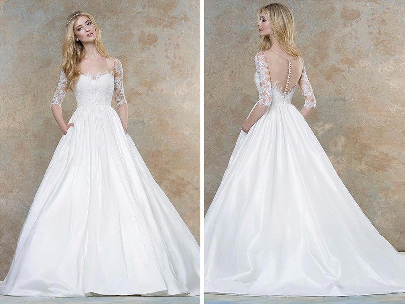 traditional-style-wedding-dress-from-ellis-bridals