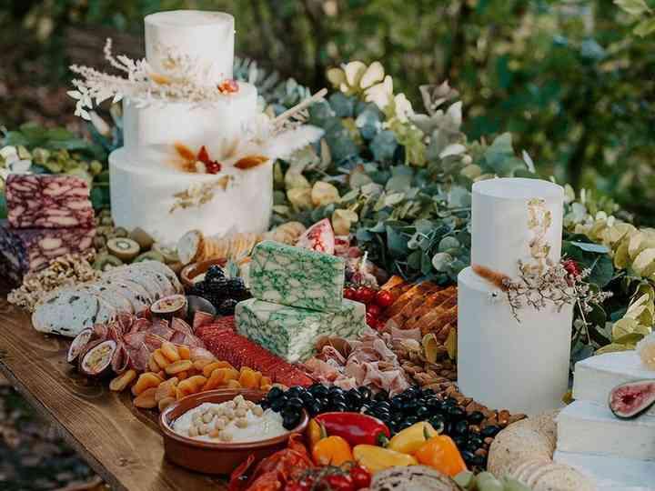 Unusual Wedding Food Ideas - hitched.co.uk