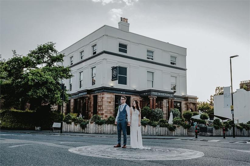London Pub Wedding Venues The Rosendale