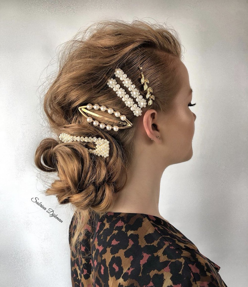 Best wedding hairstyles for long hair 18