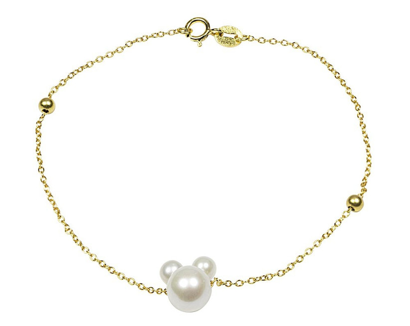 gold-and-pearl-minnie-mouse-bracelet