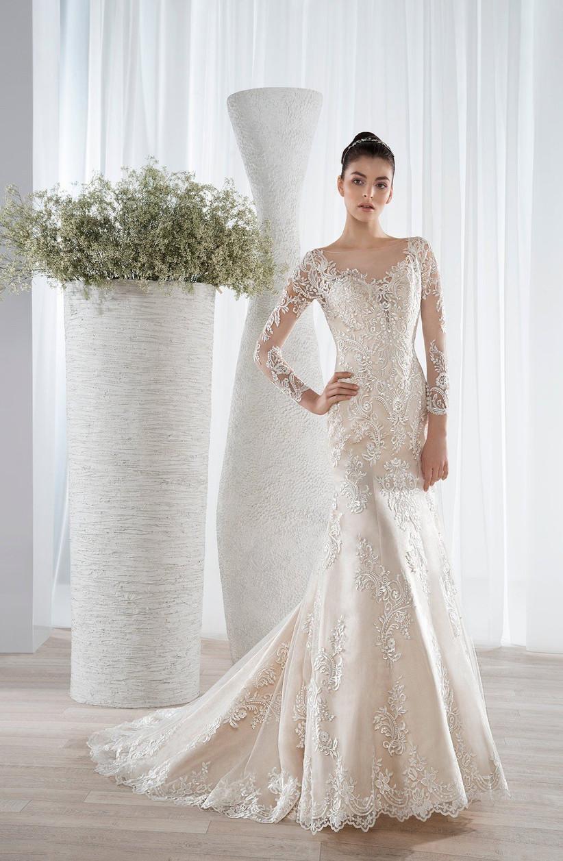 kristen-stewart-style-wedding-dress-from-demetrios