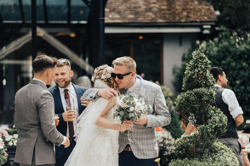 Katie-Marie and Sam's Real Wedding