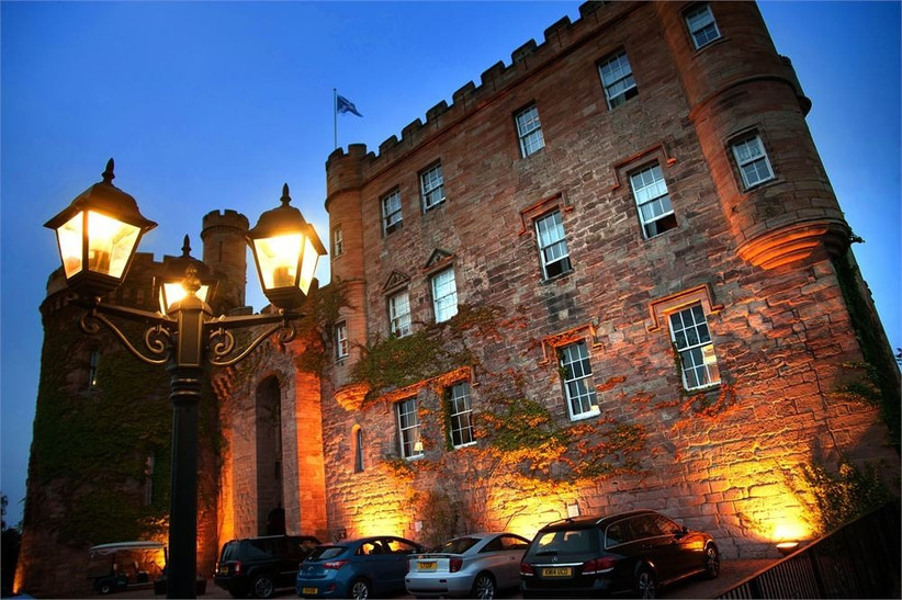Castle Wedding Venues Scotland