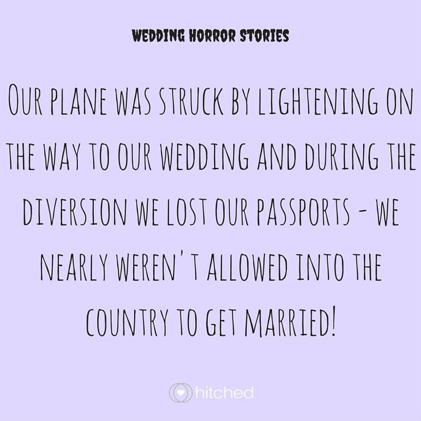 plane-was-struck-by-lightening