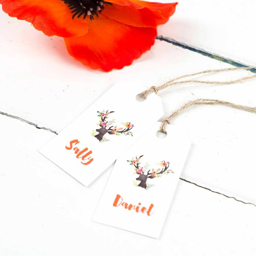 stag-wedding-favour-tags