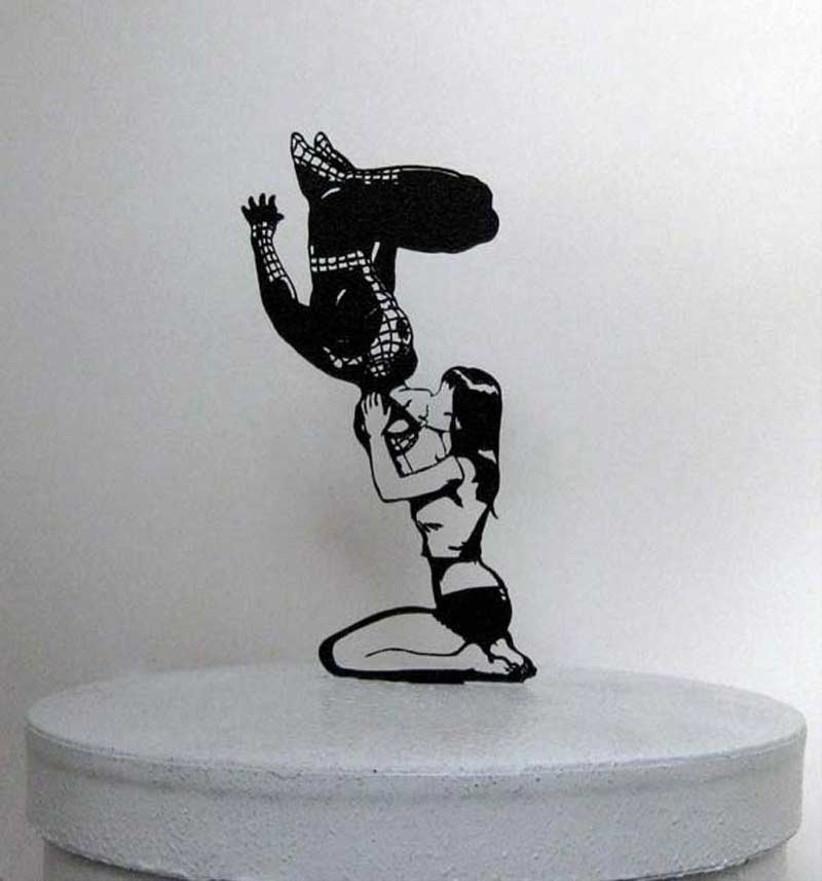 spiderman-wedding-cake-topper