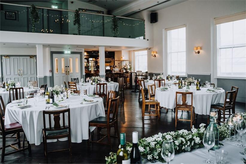 London Pub Wedding Venues The Admiral Hardy
