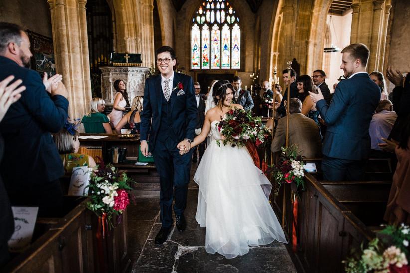 Grace and Adam - Almonry Barn Wedding