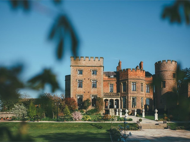 The 22 Best Castle Wedding Venues in the UK - hitched.co.uk