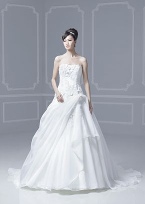 Wedding Dresses Blue By Enzoani